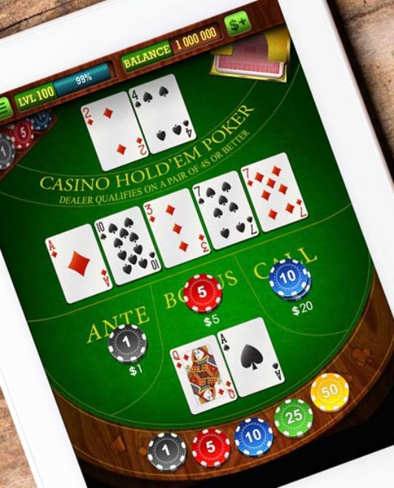 Things to look for in online poker games