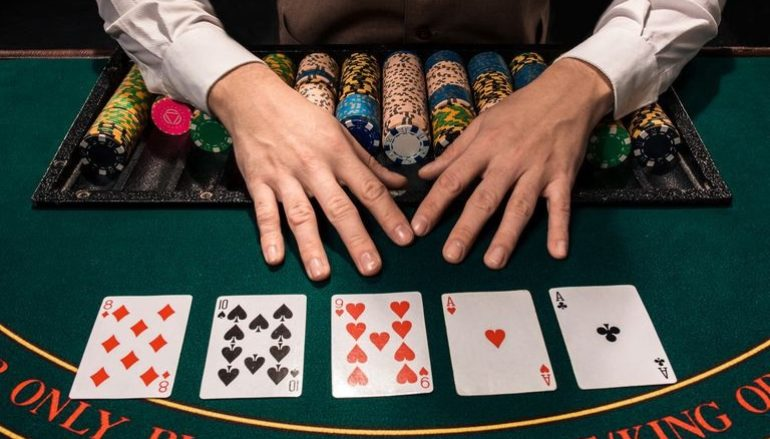 5 Reasons To Play Poker From Idn Poker King