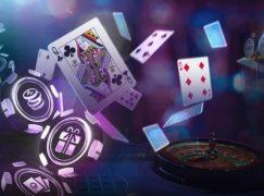 Design of online poker game at present